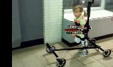 pediatric cp gait trainer walker taos